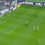 Eintracht Frankfurt [3]-1 Union Berlin - Filip Kostić 39'