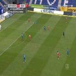 Hoffenheim 0-1 Mainz - Robert-Nesta Glatzel 1'
