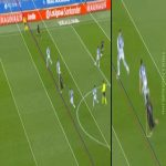 [LaLigaenDirecto] The goal that barca scored and was cancelled today by VAR was not offside. •