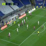 Lyon 0 - [2] PSG - Danilo 32'