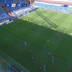 Sampdoria 1-0 Torino - Antonio Candreva 26'