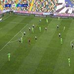 Udinese 0-1 Lazio - Adam Marusic 37'