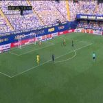 Villarreal 2-0 Cadiz - Carlos Bacca 67'