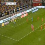 Dusseldorf 0-3 Bochum - Soma Novothny 87'