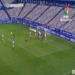 Real Zaragoza 1-0 Mirandés - Mathieu Peybernes 6'