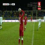 Belarus 1-0 Honduras - Pavel Savitskiy 22'