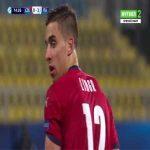 Czech Republic U21 [1]-1 Italy U21 - Giulio Maggiore OG 75'