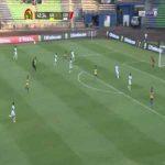 Gabon 1-0 D.R. Congo - Aaron Boupendza 44'