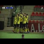 Goal straight from corner in Estonian cup game