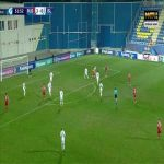 Russia U21 4-0 Iceland U21 - Denis Makarov 53'