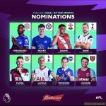PL Goal of the Month nominees for March