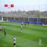 Poland U21 3-0 Saudi Arabia U20 - Adrian Benedyczak 57'