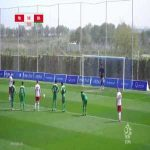 Poland U21 6-0 Saudi Arabia U20 - Adrian Benedyczak PK 80'