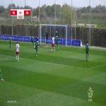 Poland U21 7-0 Saudi Arabia U20 - Adrian Benedyczak 90'
