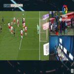 Almeria 1-[1] Leganes - Juan Munoz penalty 90'+9'