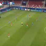 Hungary U21 1-0 Romania U21 - Andras Csonka 56'