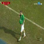 Radomiak Radom 3-0 Górnik Łęczna - Damian Gąska 56' (Polish I liga)
