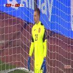 Bulgaria 0-1 Italy - Andrea Belotti penalty 43'