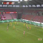 Denmark 4-0 Moldova - Jens Stryger Larsen 35'