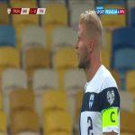 Ukraine 1-0 Finland - Júnior Moraes 80'