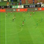 Egypt 4-0 Comoros - Mohamed Salah 25'