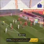 Iran [1]-0 Syria: Hossein Kanaanizadegan 2'