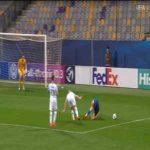 Italy U21 3-0 Slovenia U21 - Patrick Cutrone penalty 25'