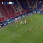 Netherlands U21 [5]-1 Hungary U21 - Sven Botman 86'