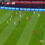 Turkey 1-0 Latvia - Kenan Karaman 2'
