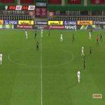 Austria 0-1 Denmark - Andreas Skov Olsen 58'