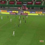 Austria 0-2 Denmark - Joakim Maehle 63'