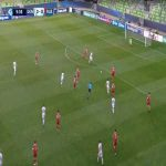 Denmark U21 1-0 Russia U21 - Jacob Bruun Larsen 10'