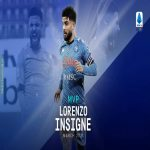 Lorenzo Insigne is Serie A MVP of March