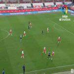 Almería 0-1 Rayo Vallecano - Bebe 89'