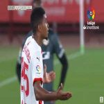 Ivanildo Fernandes (Almeria) second yellow card against Rayo Vallecano 70'