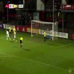 Jong Ajax [1] - 1 NAC Breda - Alex Mendez 68' (Yank Goal)