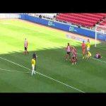Jordan Jones ridiculous assist for Sunderland - from 0:17