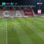 AC Ajaccio 2-0 Valenciennes - Mickael Barreto 47'