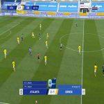 Atalanta [3]-1 Udinese - Duvan Zapata 61'
