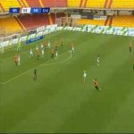 Benevento 1-0 Parma - Kamil Glik 23'