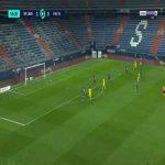Caen 1-[1] Pau FC - Victor Lobry 56'