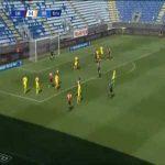 Cagliari 0-1 Verona - Antonin Barak 54'