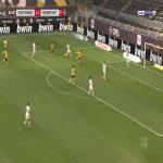 Dortmund 1-[2] Frankfurt - Andre Silva 87'