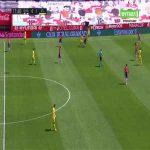 Granada 0-2 Villarreal - Gerard Moreno 18'