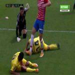 Granada 0-3 Villarreal - Gerard Moreno penalty 60'