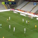 Lens 1-0 Lyon - Jonathan Clauss 65'