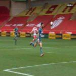 Monaco 1-0 Metz - Cesc Fabregas penalty 50'