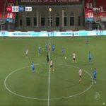 Sparta Rotterdam 1-0 PEC Zwolle - Michael Gonçalves Pinto 7'