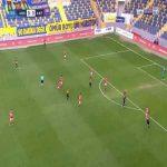Ankaragucu 1-0 Antalyaspor - Torgeir Borven 82'