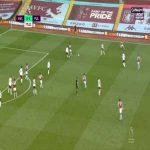 Aston Villa [1]-1 Fulham - Trezeguet 78'